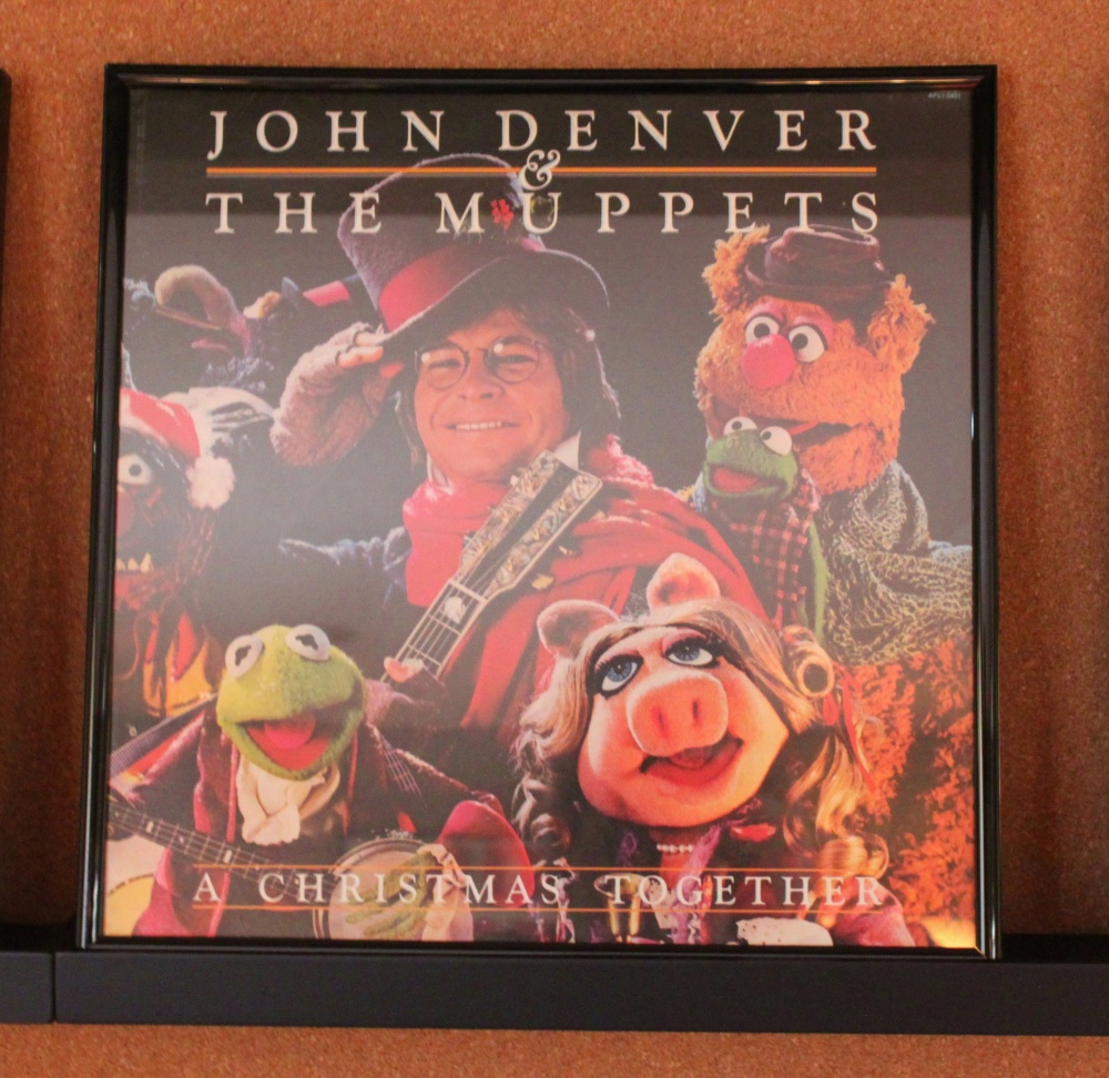 John Denver and the Muppets