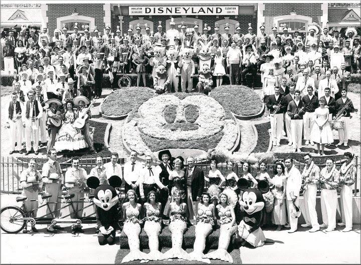 Disneyland Grand Opening