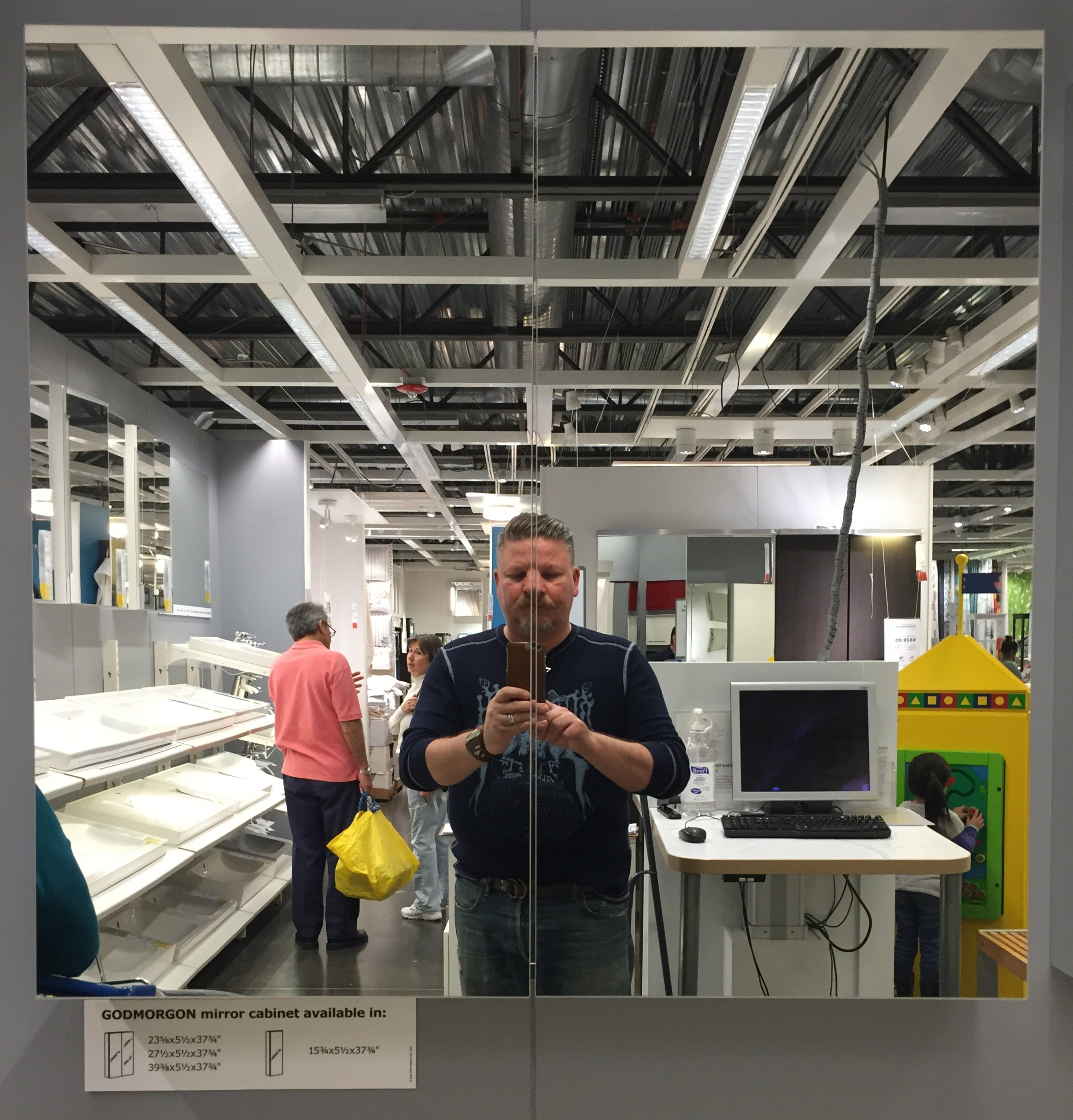 Godmorgon Medicine Cabinet And Bathroom Mirror From Ikea