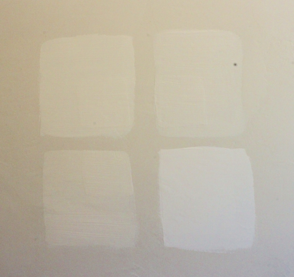 4 Bathroom White Paints in Electric Light