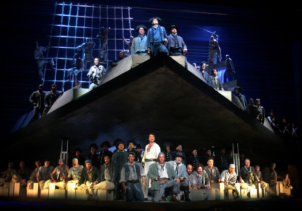 Los Angeles Production of Billy Budd 8