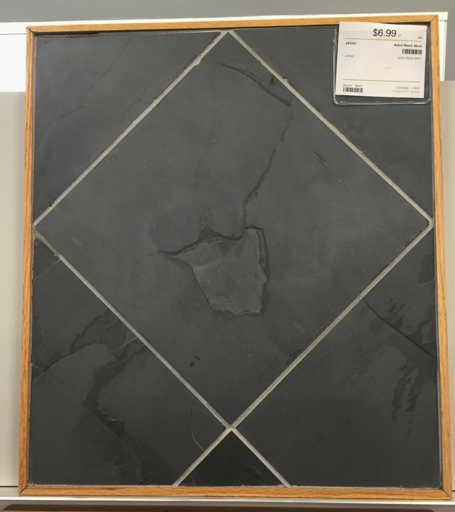 12 Inch Square Slate Tiles