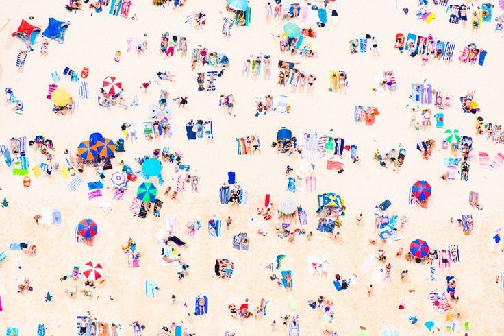 Bondi Beach by Gray Malin