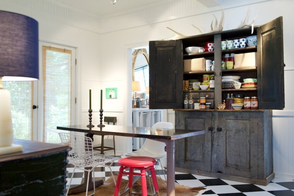 Roger and Chris's Eclectic Kitchen