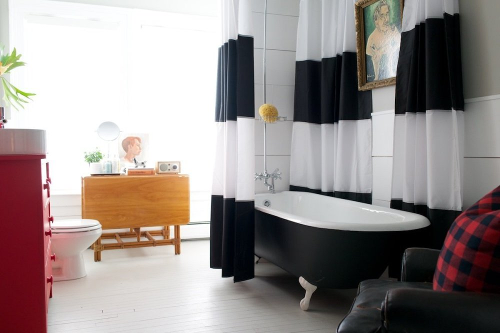 Roger and Chris's Master Bathroom