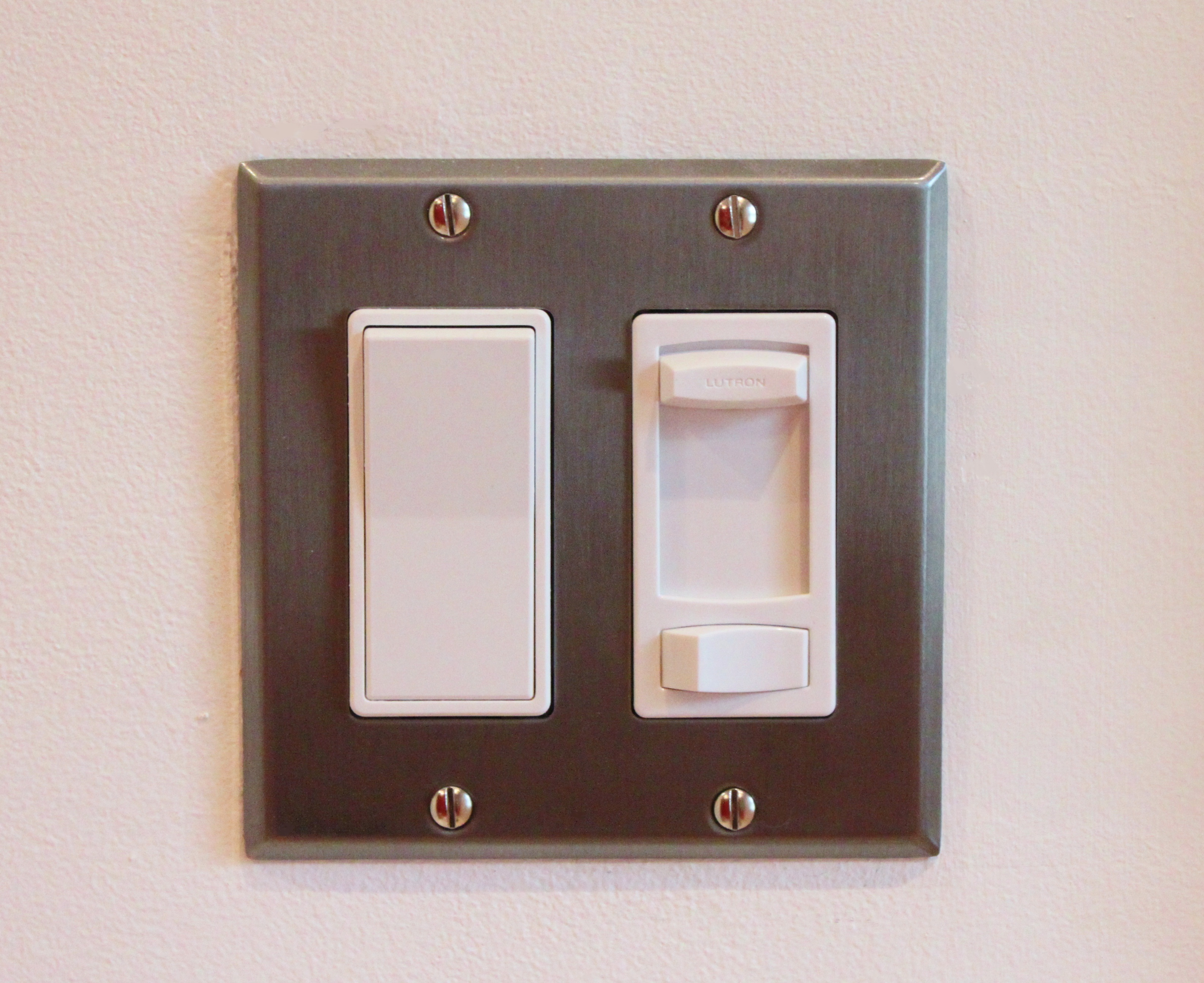 Franklite 2 Light Over Mirror Switched Bathroom Light With: Driving Out The Darkness…