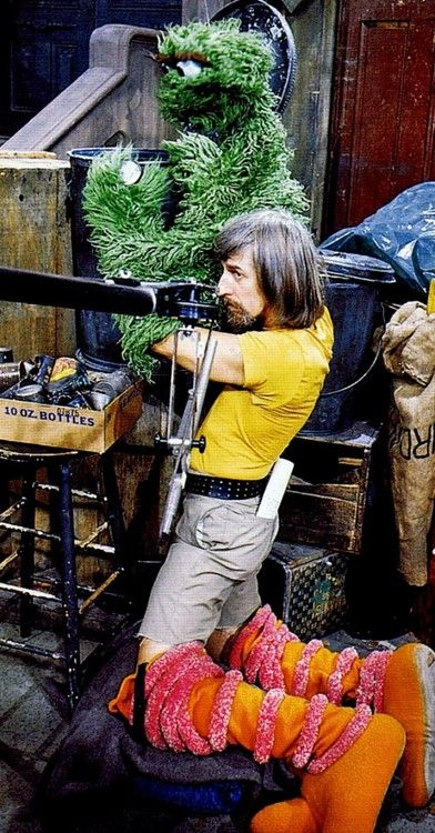 The Great Caroll Spinney