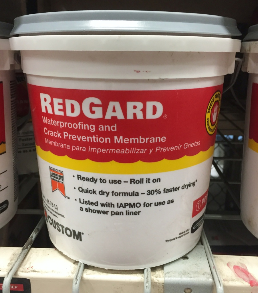 Red Guard Waterproofer