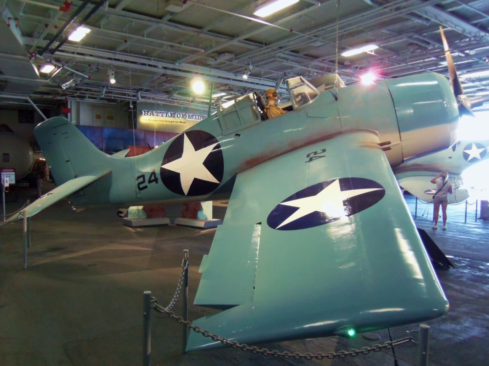 The F4F Wildcat that Ben Helped to Restore