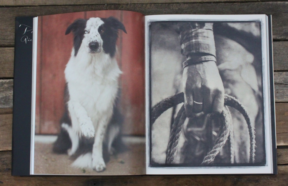Richard Phibbs Cattle Dog Lex Woffer & Cowboy Hand