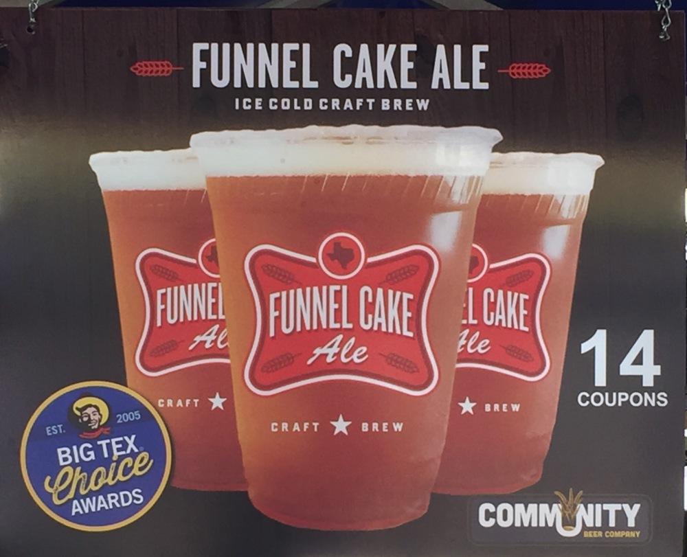 Funnel Cake Ale