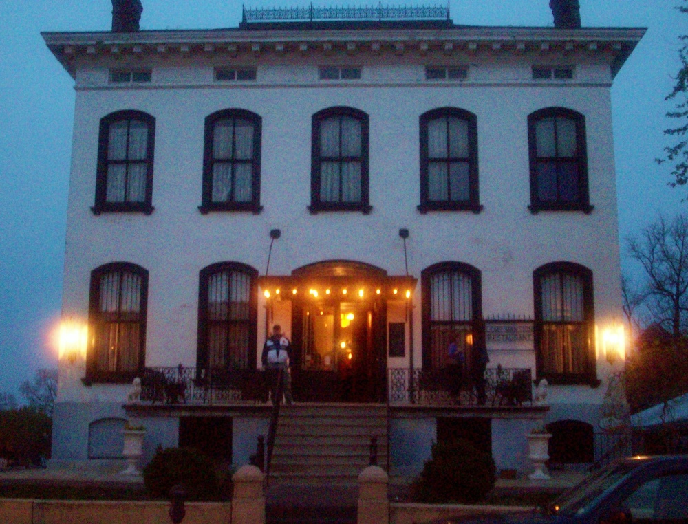 The Lemp Mansion in St Louis