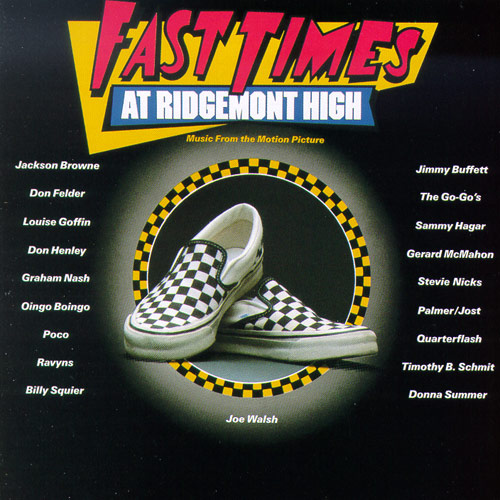 Fast Times Soundrtack on Vinyl