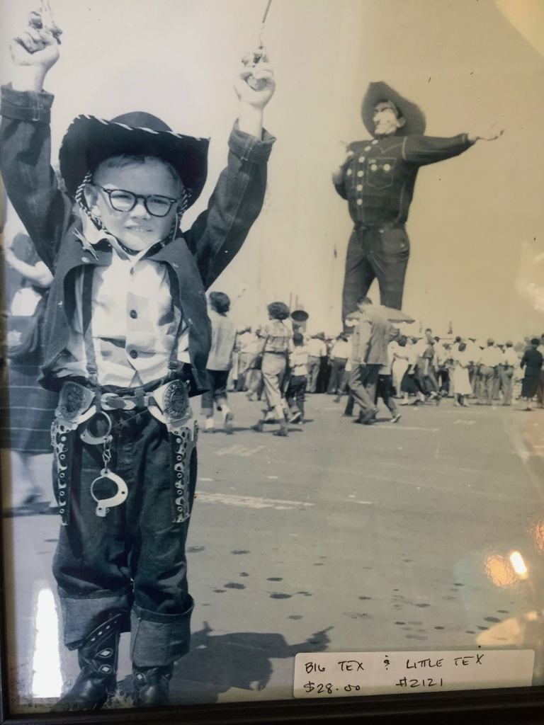 Little Tex, and Big Tex