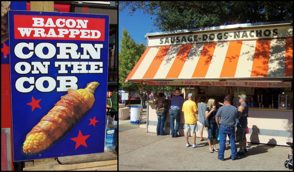 State Fair Food Collage 1