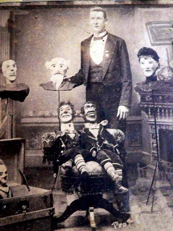 Family with Severed Heads
