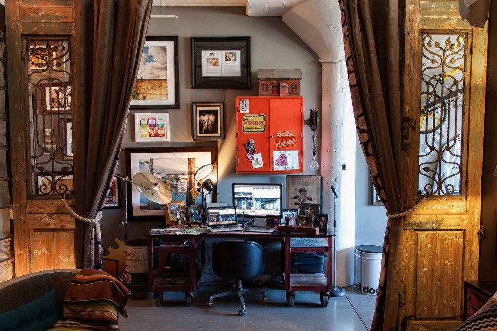 Matts Desk