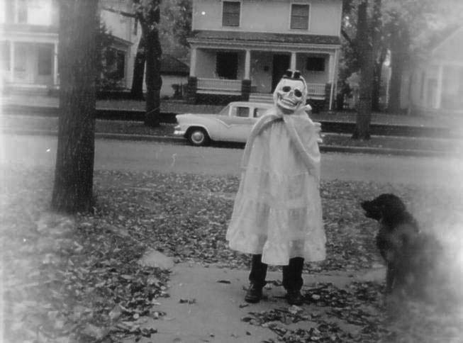 Creepy Skelleton Costume