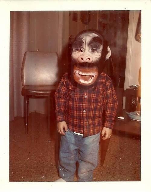 Vintage Hobo Kid