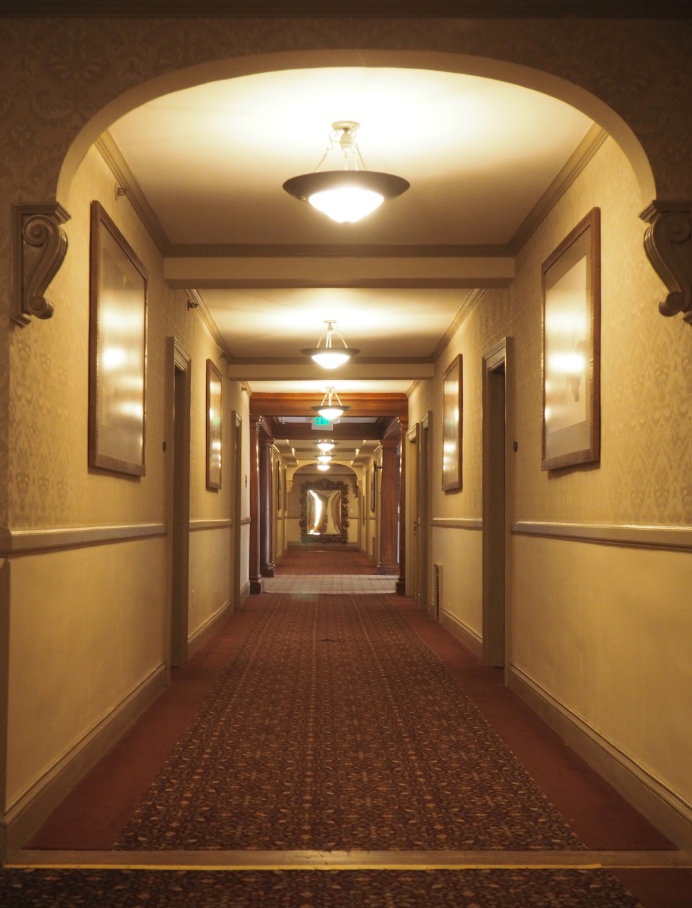 creepy-long-hallway-on-the-2nd-floor-of-the-stanley