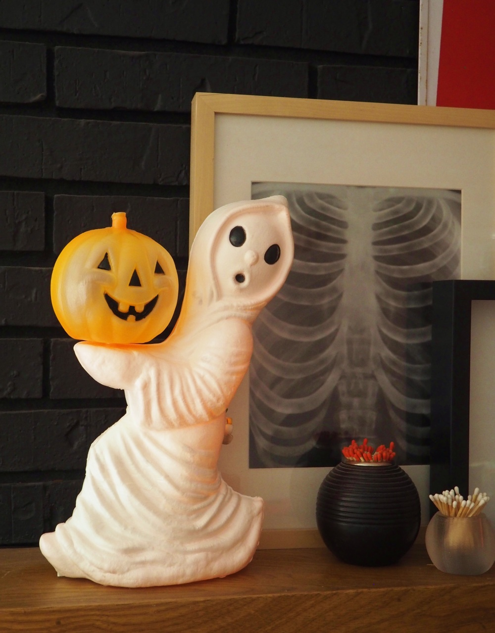 Vintage Blow Mold Ghost