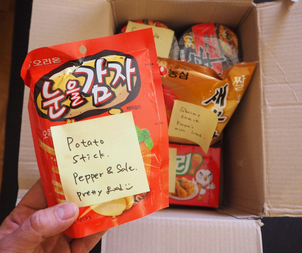 box-of-sodium-snacks-from-south-korea