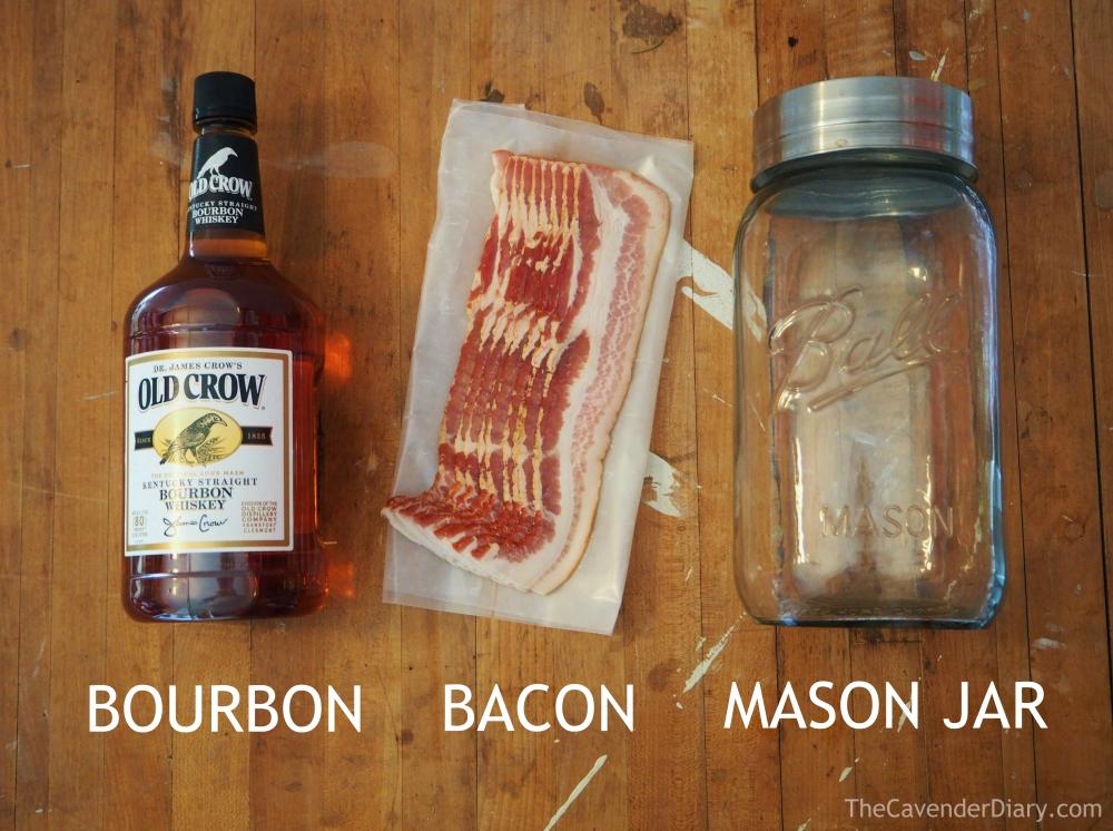 Bacon/Brown Sugar Old Fashioned