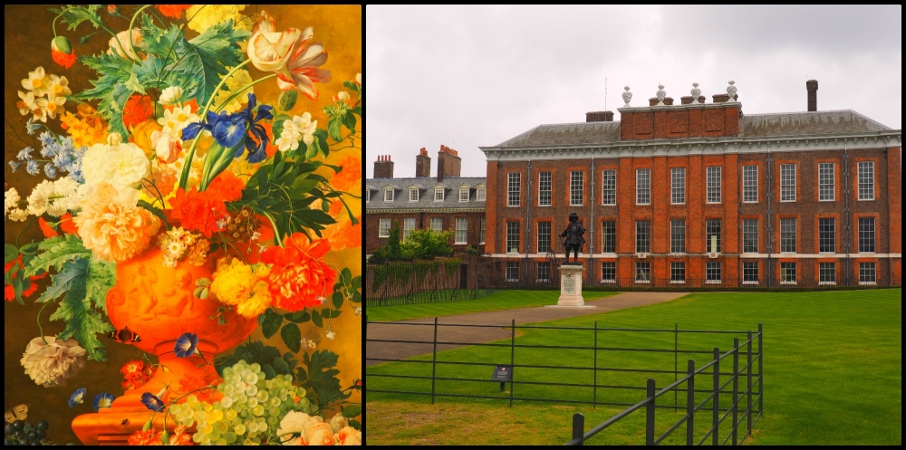 Kensington Palace -collage