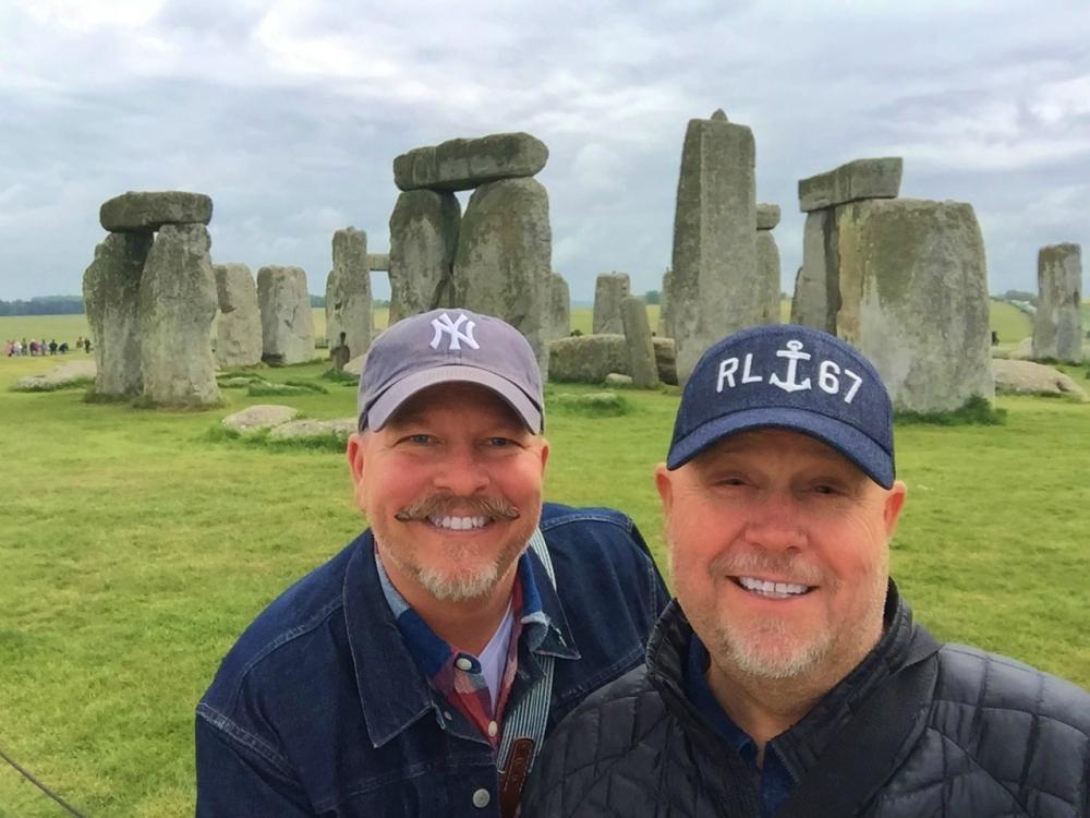 Selfie At Stonehenge.JPG