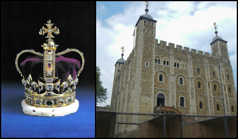 Tower of London 1-collage