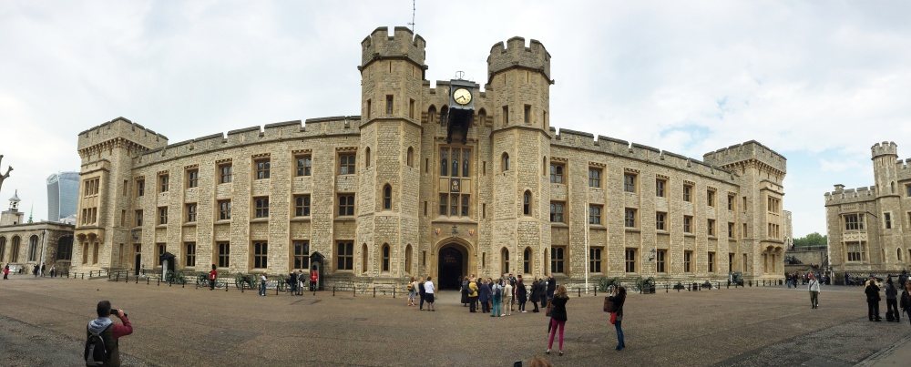 Tower of London Pan