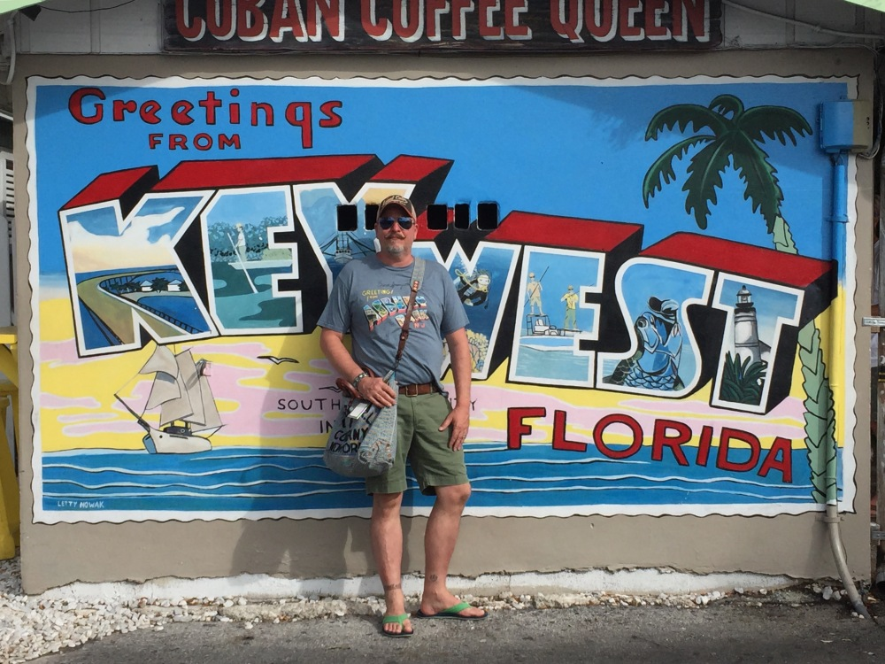 Key West Wall