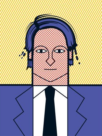 Lichtenstein-Pop-Art