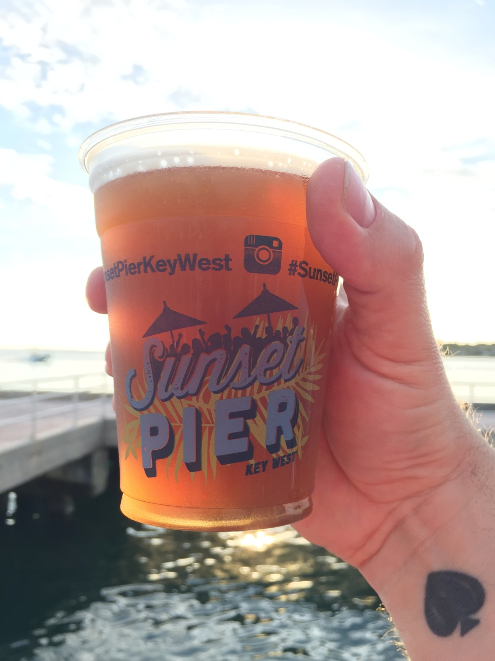 Sunset Pier Beer