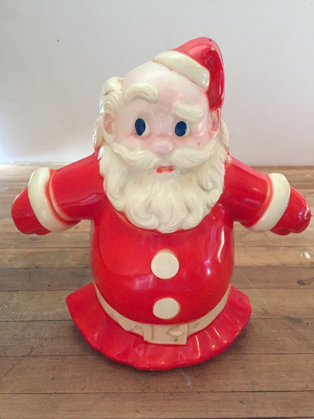 Glolite Plastic Santa Light