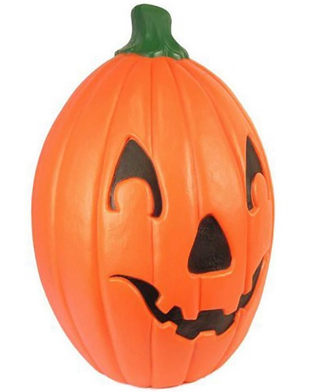 Ace HArdware Blow Mold Jack-O-Lantern