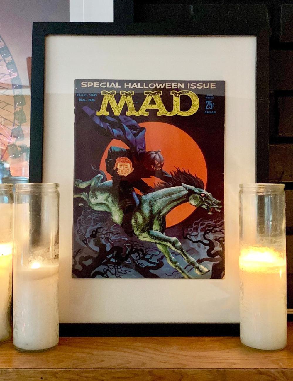 Halloween MAD Magazine