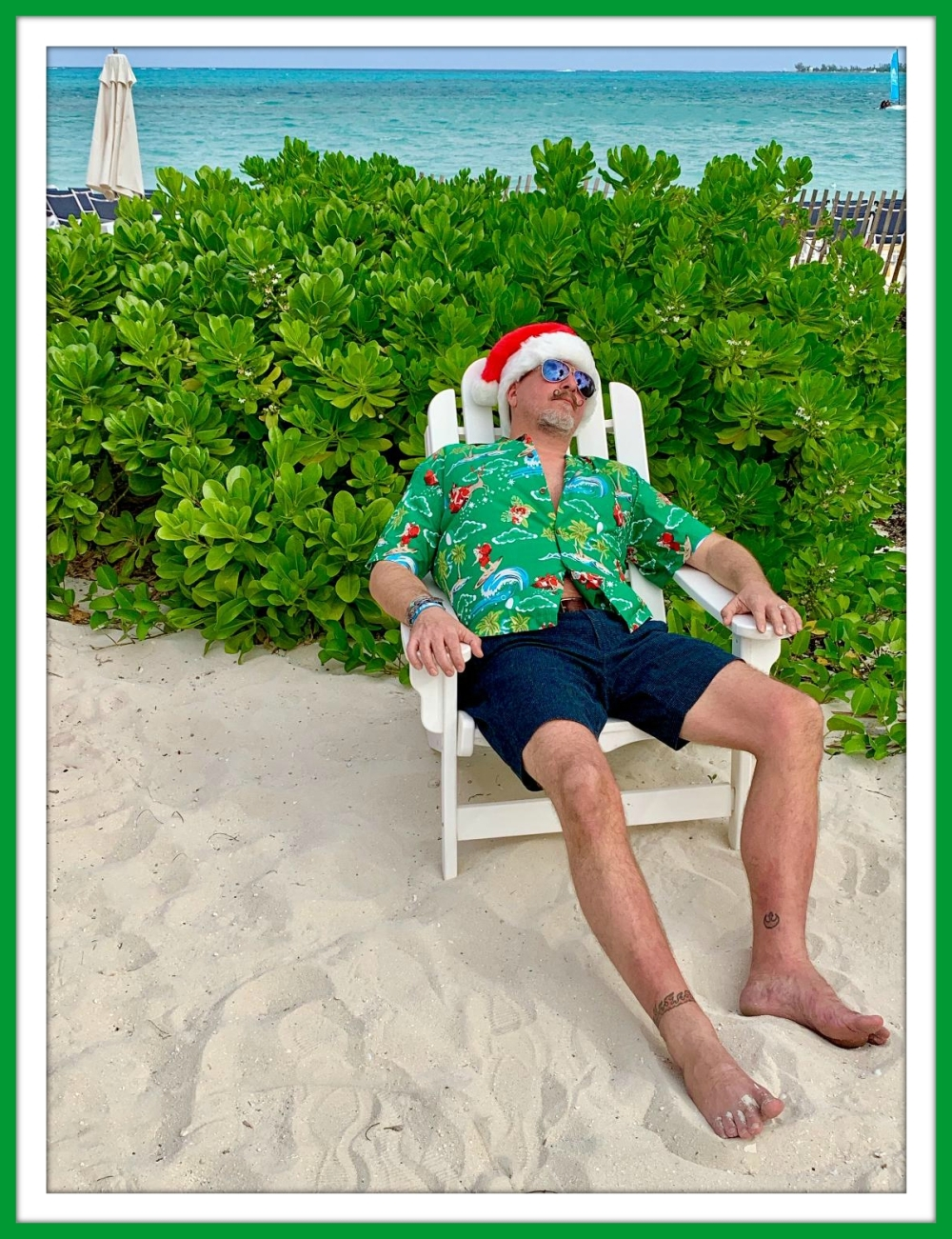 Merry Christmas from The Bahamas