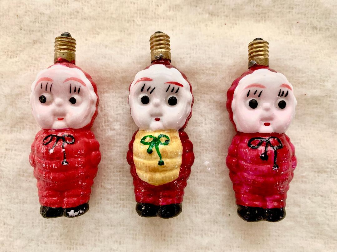 Figural Bulb Cupies