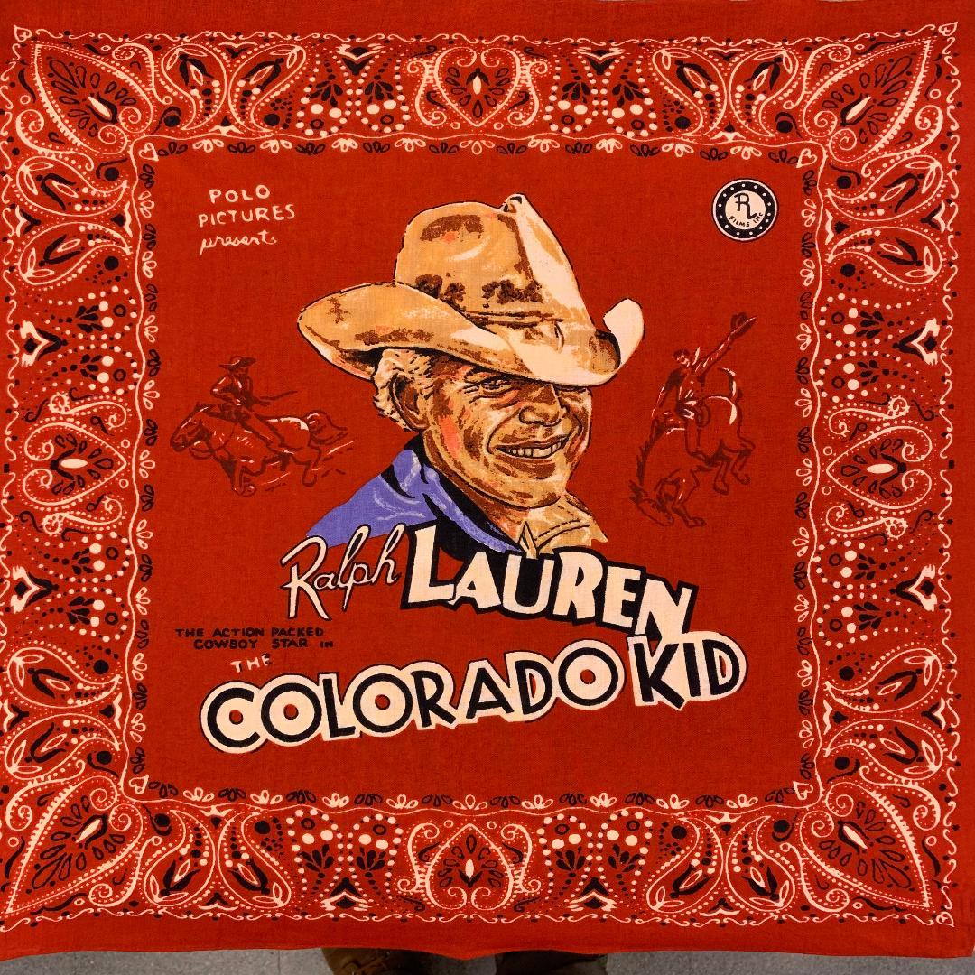 the colorado kid ralph lauren bandanna