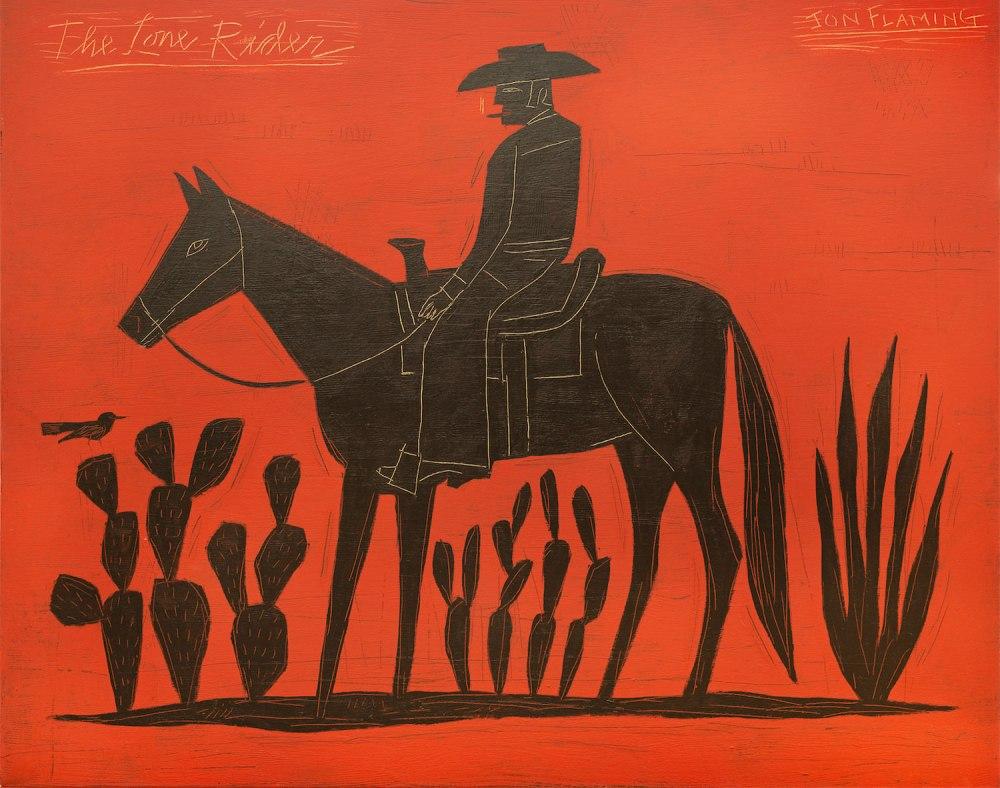 Jon-Flaming-pic-Jon-Flaming-Plano-Magazine-cowboy-red