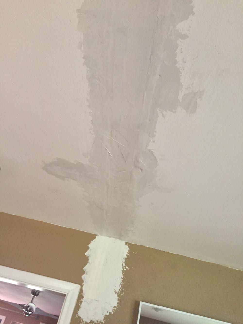 Repairing the Ceiling